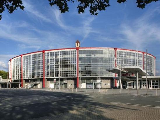 Exhibition Centre Westfallenhalle Dortmund